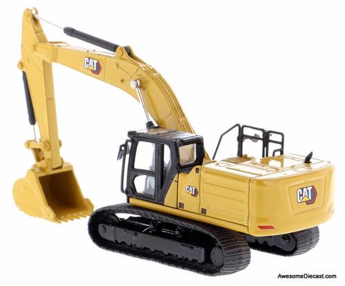 Diecast Masters 1:87 Caterpillar 336 Hydraulic Excavator- Next Generation