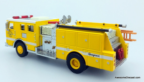 Code 3 1:64 Seagrave Pumper: Honolulu Fire Department, Hawaii