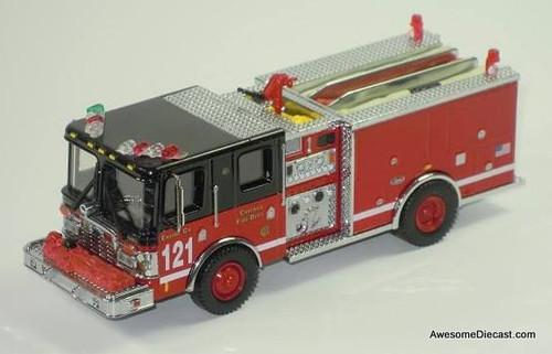 Code 3 1:64 Luverne Pumper: Chicago Fire Department