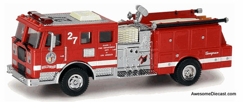 Code 3 1:64 Seagrave Pumper: City Of Los Angeles Fire Department