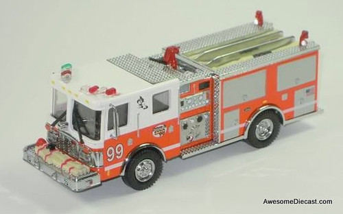 Code 3 1:64 Luverne Pumper: 1999 Firehouse Expo/Baltimore Show
