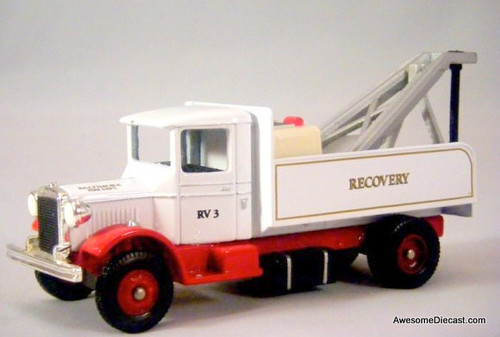 Corgi Fire Heroes 1934 Mack S Recovery Truck: Baltimore Fire Department