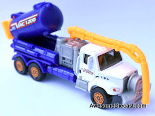 Matchbox Freightliner M2 106 Vacuum Septic Truck