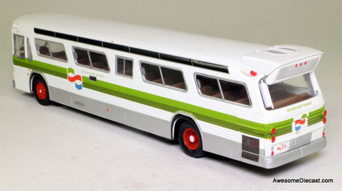 Corgi 1:50 GM Fishbowl Bus: Golden Gate Transit, San Francisco