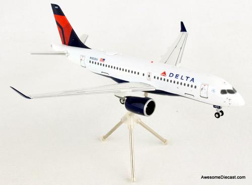 Gemini 200 1:200 Airbus A220-100: Delta Airlines