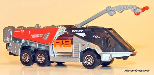 Matchbox Colet K30 Jaguar Airport Fire Rescue