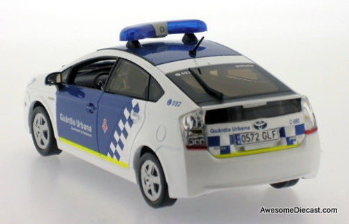 J-Collection 1:43 2009 Toyota Prius: Madrid Police Department, Spain