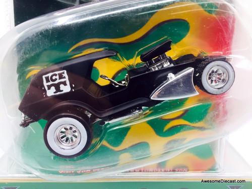 Toy Zone Tom Daniel Rad Ratz: Ice T Hot Rod