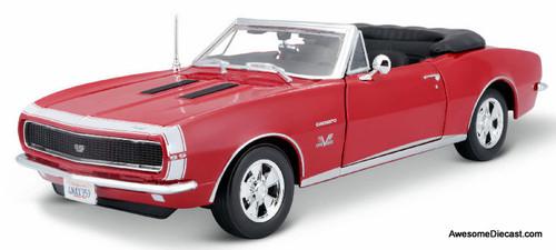 Maisto 1:18 1967 Chevrolet Camaro SS 396 Convertible