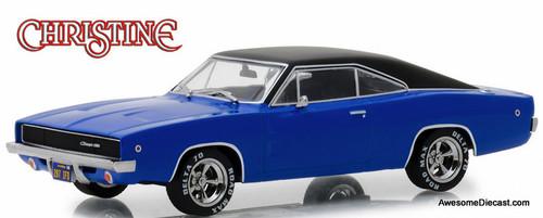 Greenlight 1:43 1968 Dodge Charger: Christine Movie Car