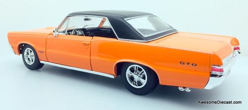 Maisto 1:18 1965 Pontiac GTO, Orange