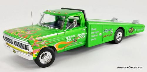 ACME 1:18 1950 Ford F-350 Ramp Truck: Rat Fink