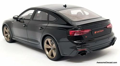 GT Spirit 1:18 2020 Audi RS5 (B9) Sportback, Black