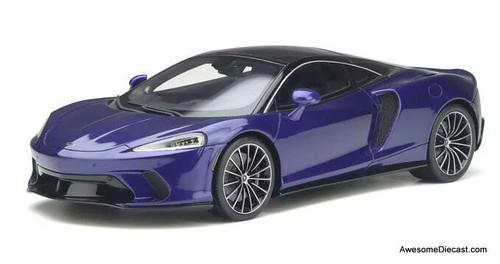 GT Spirit 1:18 2019 McLaren GT, Aurora Blue