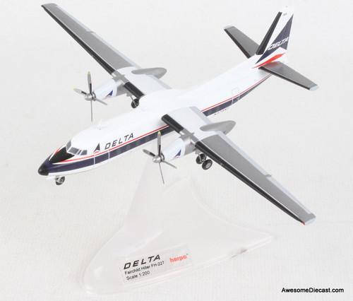 Herpa 1:200 Fairchild Hiller 227: Delta Airlines