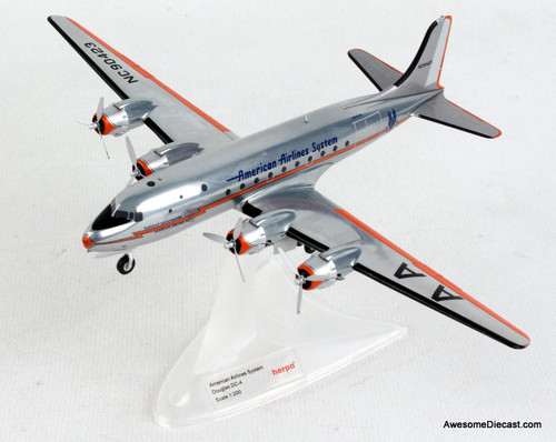 Herpa 1:200 McDonnell Douglas DC-4: American Airlines