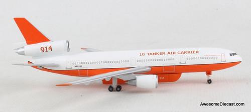 Herpa 1:500 McDonnell Douglas DC-10-30: 10 Tanker Air Carrier