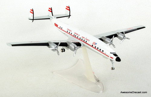 Herpa 1:200 Lockheed L-1649A: Trans World Airlines