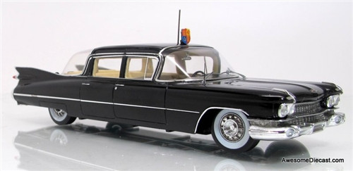 DIP Models 1:43 1958 Cadillac Series 75 Bubble-Top Limousine: Queen Elizabeth II
