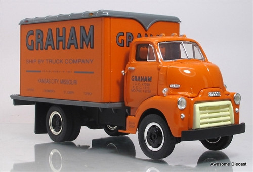 First Gear 1:34 1952 GMC Dry Goods Van: Graham