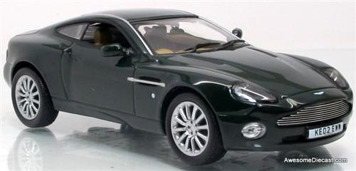 Minichamps 1:43 Aston Martin V12 Vanquish: Green