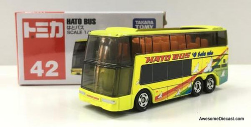 Tomica  Motorcoach: Hato Bus