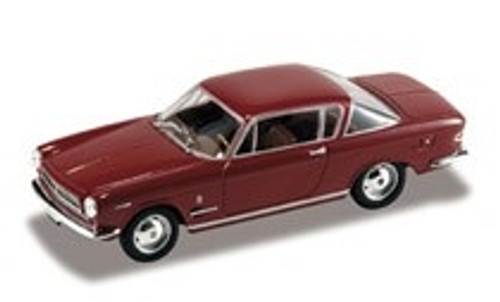 Starline Models 1:43 1961 Fiat 2300 Coupe
