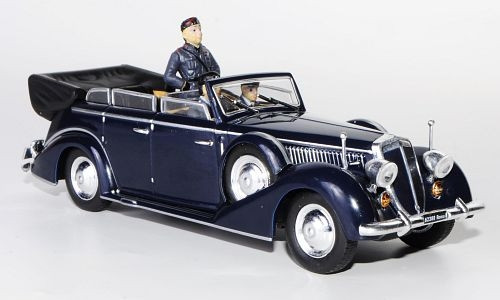 Starline Models 1:43 1938 Lancia Astura IV Parade Car: Ministeriale