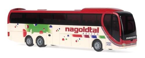 Rietze 1:87 MAN Lion's Coach L Motorcoach: Nagoldtal