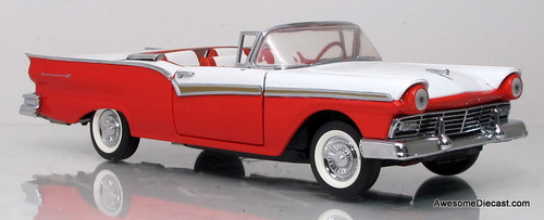 Franklin Mint 1:24 1957 Ford Skyliner