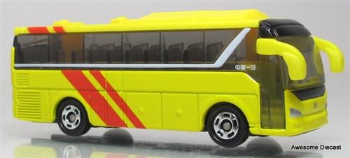 Tomica Faw Jiefang Yellow Bus: Asia