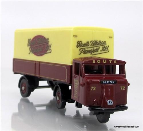 Corgi 1:76 Scammell Mechanical Horse Truck: Bouts Tillotson