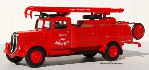 Del Prado 1:57 1937 Berliet AP80 HP Pumper