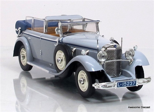 IXO 1:43 1930 Mercedes-Benz 770 Grosser Cabriolet F