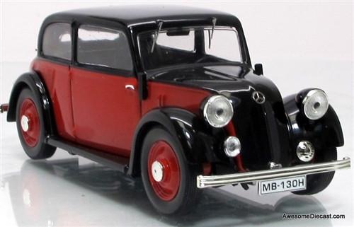 IXO 1:43 1934 Mercedes-Benz 130 (W23)