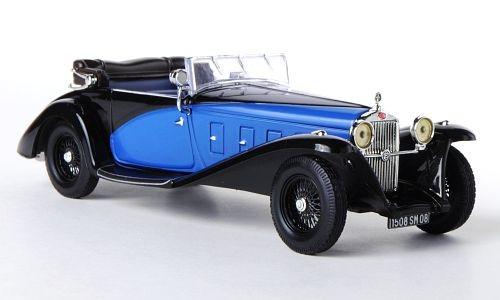 IXO 1:43 1932 Delage D8SS Fernadez & Darrin Cabriolet