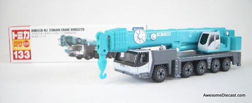 Tomica Kobelco KMG5220 All Terrain Crane