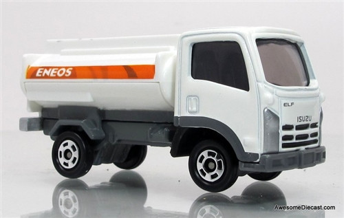 Tomica Isuzu Elf Tanker Truck: Eneos Fuels