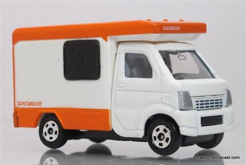 Tomica Tentmushi Camper Van