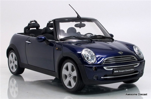 Kyosho 1:18 MINI COOPER Convertible