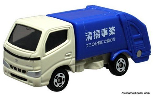 Tomica Toyota DYNA Garbage Truck