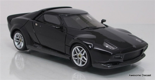 Premium X 1:43 2010 Lancia Stratos: Black