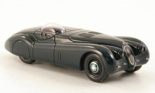 Spark 1:43 1953 Jaguar XK 120 Jabbeke-Belgium Rekordwagen