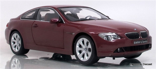 Kyosho 1:18 BMW 645Ci Coupe