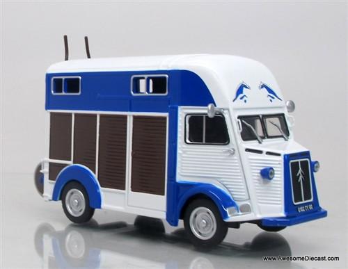 Eligor 1:43 Citroen Type H Horse Carrier