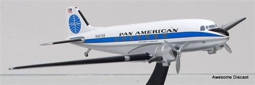 Hobby Masters 1:200 Douglas DC-3: Pan American World Airways N54705