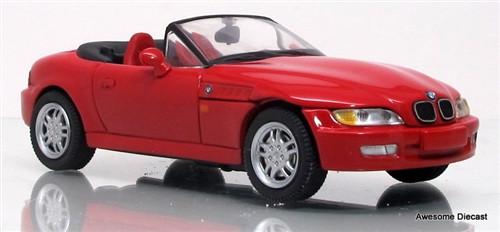 Schuco 1:43 BMW Z3  (Red)