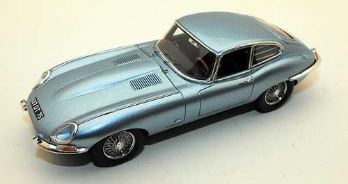 Spark 1:43 1961 Jaguar E Type S1 Road Version Coupe
