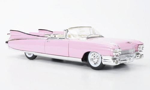 Maisto 1:18 1959 Cadillac Eldorado Biarritz: Pink