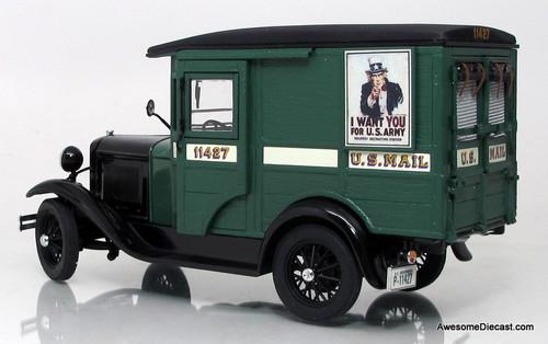 Danbury Mint 1:24 1931 U.S. Mail Truck